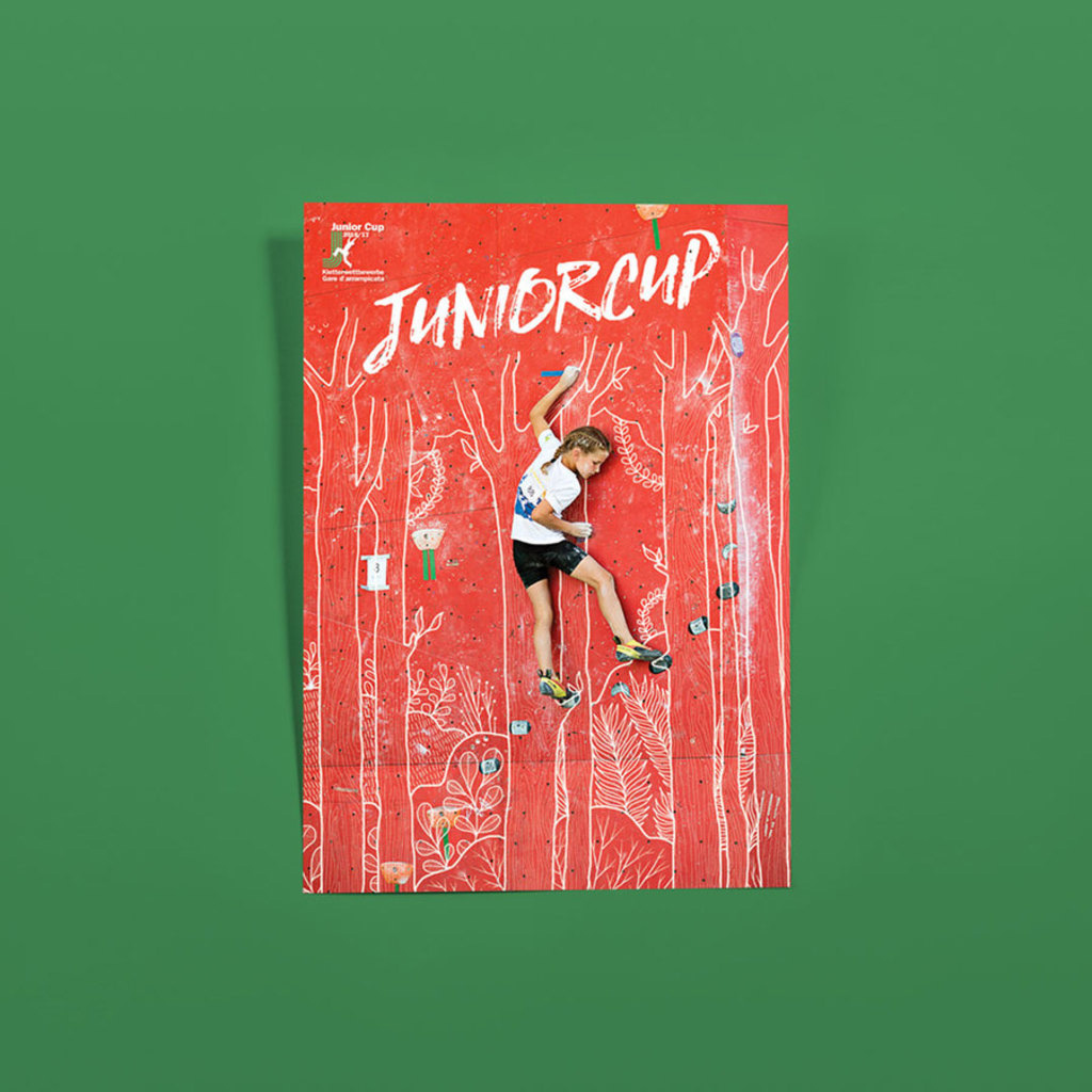JUNIORCUP Poster und Flyer
