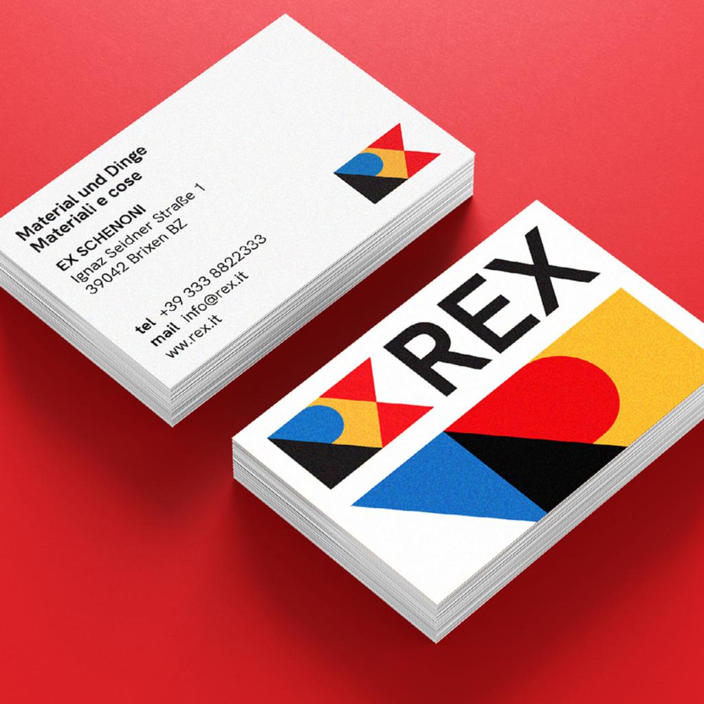REX – Material und Dinge